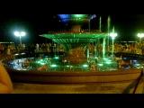 Поющий фонтан в Геленджике.Часть 3.